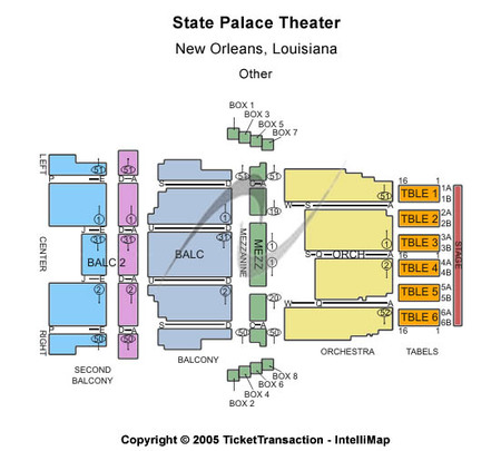 State Palace Theater