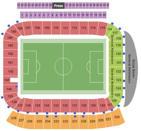 Stubhub Center Stadium Tickets Stubhub Center