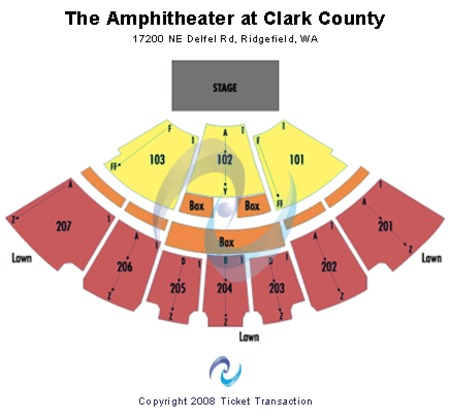 Clark County Amphitheater