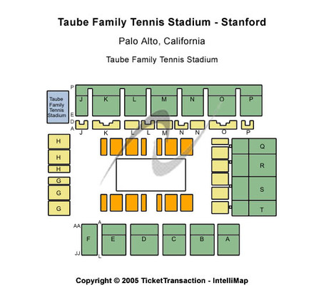 Taube Family Tennis Stadium