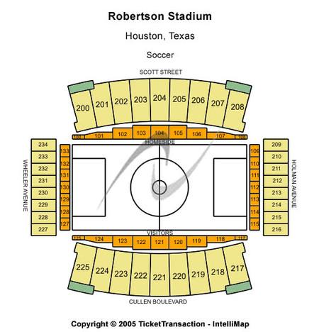 TDECU Stadium