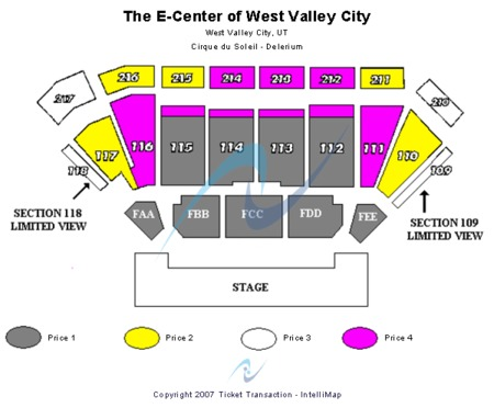 The E Center Of West Valley City
