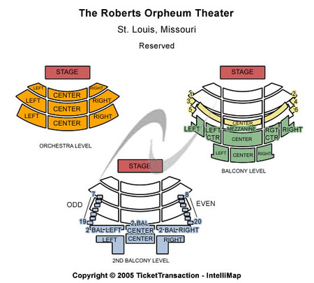 The Roberts Orpheum Theater