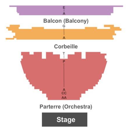 Theatre Maisonneuve At Place des Arts