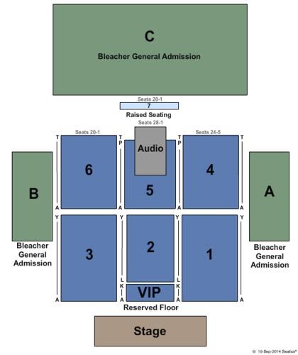 Thunder Valley Casino - Amphitheatre