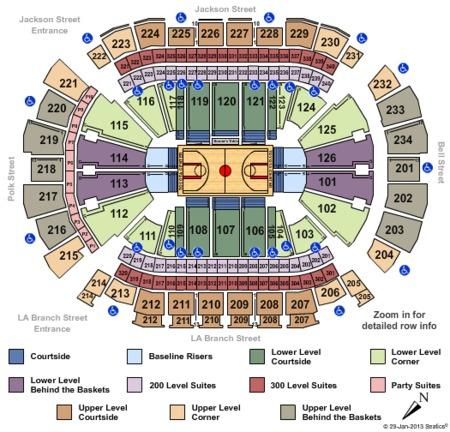 Toyota Center Tickets Toyota Center In Houston Tx At
