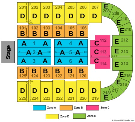 Tucson arena tickets tucson arena in tucson az at gamestub