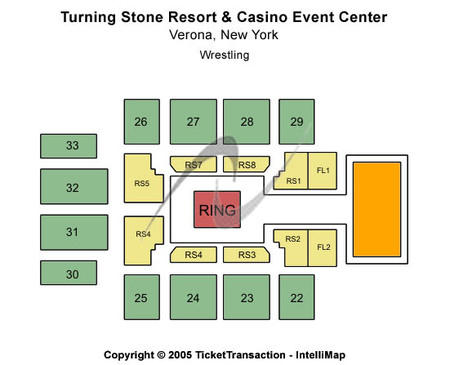 Turning Stone Resort & Casino - Events Center