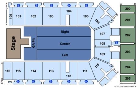 Tyson events center gateway arena tickets tyson events center