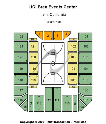 UCI Bren Events Center