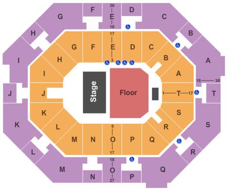 UNO Lakefront Arena