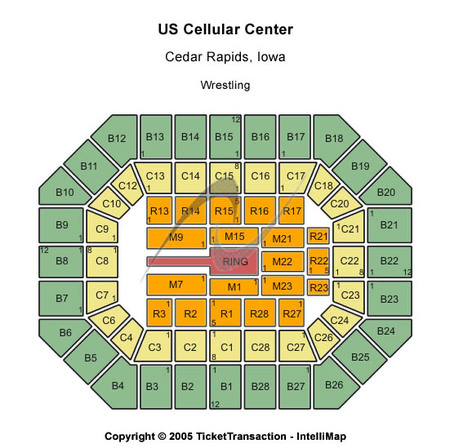 US Cellular Center