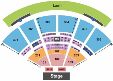 Usana amphitheater tickets usana amphitheater in west valley city