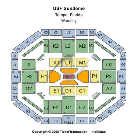 USF MAP