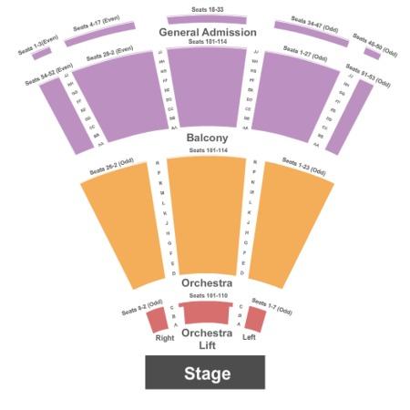 Van Duzer Theatre