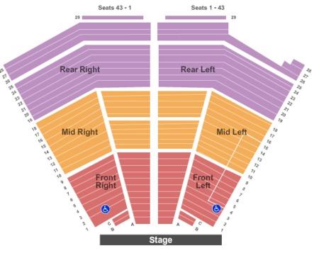 Van wezel performing arts hall tickets van wezel performing arts