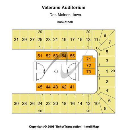 Veterans Auditorium