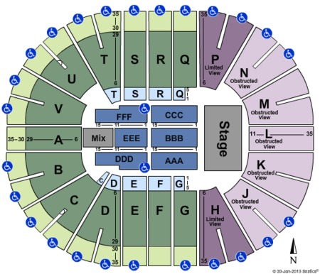 Viejas Arena At Aztec Bowl Tickets Viejas Arena At Aztec Bowl In
