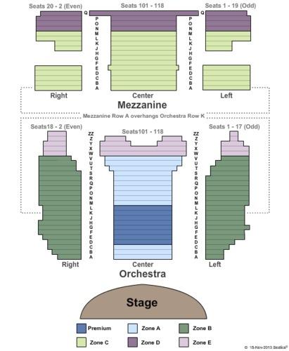 Virginia/August Wilson Theatre