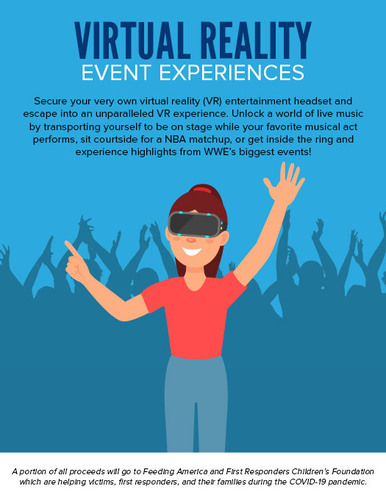 Virtual Experiences Zone