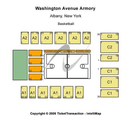 Washington Avenue Armory