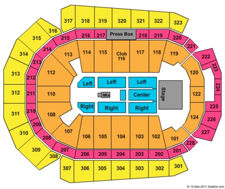 Wells Fargo Arena Tickets  Wells Fargo Arena In Des