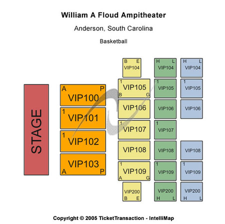 William A Floyd Amphitheater