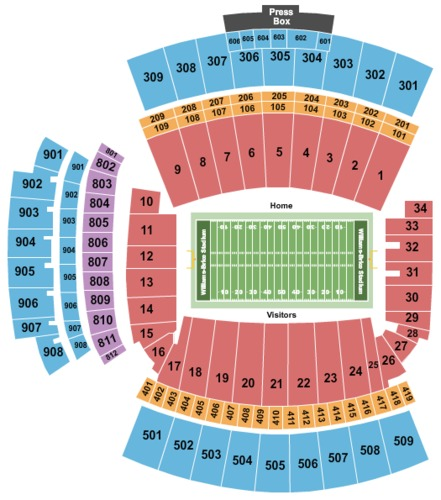Williams-Brice Stadium
