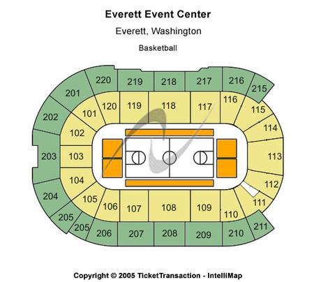 Xfinity Arena At Everett