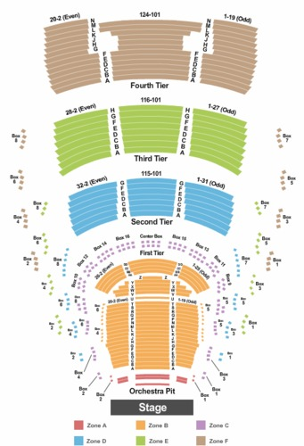 Ziff opera house at the adrienne arsht center tickets ziff opera